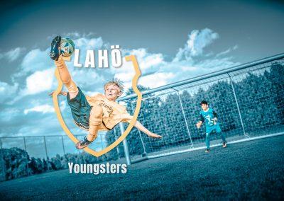 Kalendertitelblatt für die LAHÖ Youngsters
