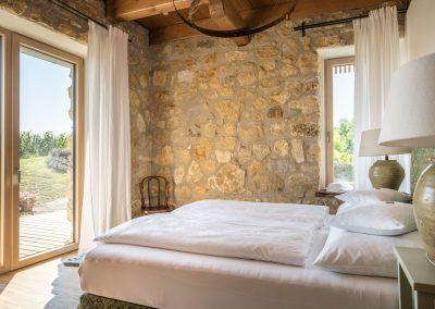 Zimmer der Winzarei