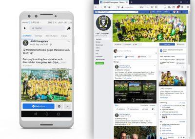 Social Media Betreuung / Facebook