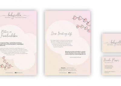 Design Flyer & Visitenkarten The Flow Markting KG